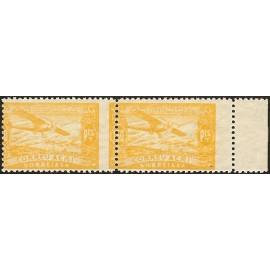 1932 ED. Andorra NE 18dx ** [x2]