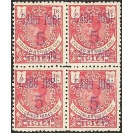1916 ED. Cabo Juby 1 ** [x4]