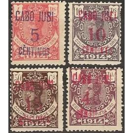1916 ED. Cabo Juby 1/4 *