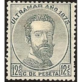 1873 ED. Cuba 26 *