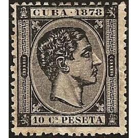 1878 ED. Cuba 45 *