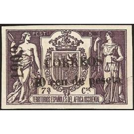 1909 ED. Elobey, Annobón y Corisco 50Mn *