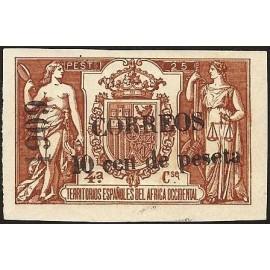 1909 ED. Elobey, Annobón y Corisco 50Qn *