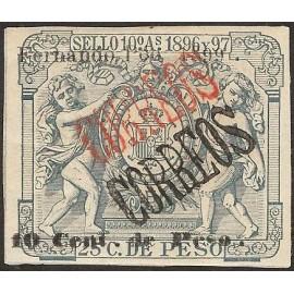 1898 ED. Fernando Poo 45hh *