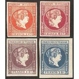 1863 ED. Filipinas 11/14 *