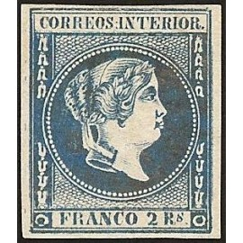 1863 ED. Filipinas 14 *