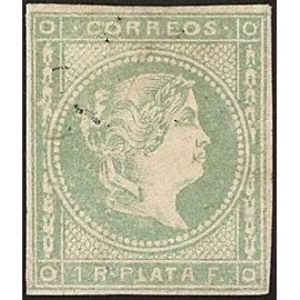 1863 ED. Filipinas 16 *