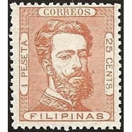 1872 ED. FIlipinas 29 *