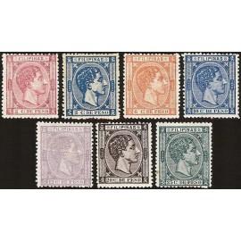 1876 ED. Filipinas 34/40 *