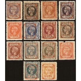 1901 ED. Guinea B1/B14 *