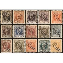 1901 ED. Guinea A1/A15 *