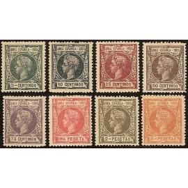 1902 ED. Guinea 1/8 *