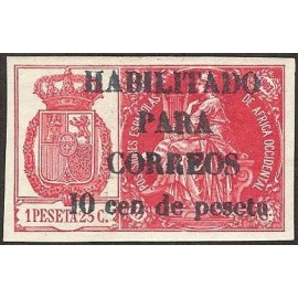 1904 ED. Guinea 26I *