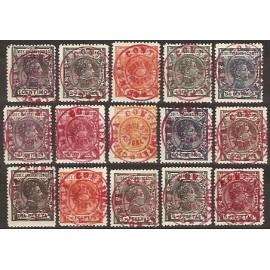1909 ED. Guinea 58Ab/58Qb *