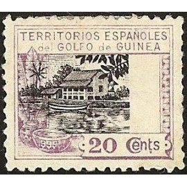 1924 ED. Guinea 170e *
