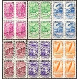 1938 ED. Guinea Beneficencia 1/6 **