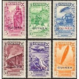 1943 ED. Guinea Beneficencia 12/17 *