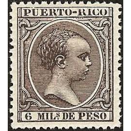 1890 ED. Puerto Rico 75 *