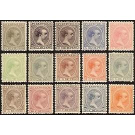 1891 ED. Puerto Rico 86/100 *