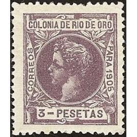 1905 ED. Río de Oro 13N *