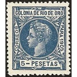 1905 ED. Río de Oro 15N *