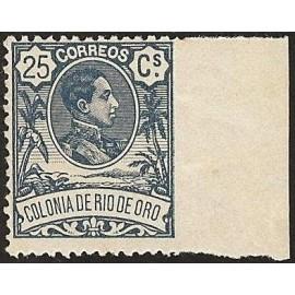 1909 ED. Río de Oro 47smd *