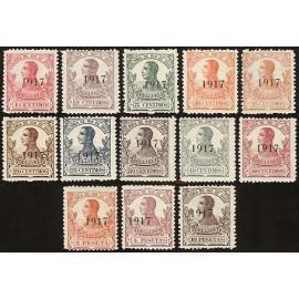 1917 ED. Río de Oro 91/103 **