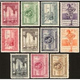 1929 ED. Sahara 25/35 *