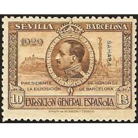 1929 ED. Sahara 35 *