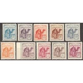 1937 ED. Sahara NE 1/10 **