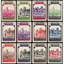 1943 ED. Sahara 63/74 *