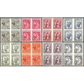 1948 ED. Tánger 157s/164s ** [x4]
