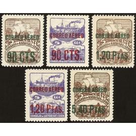 1937 Asturias NE 12/16 **