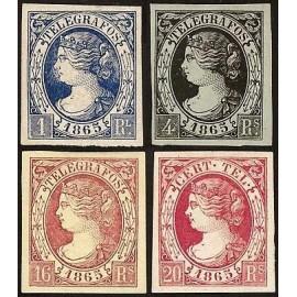 1865 ED. Telégrafos 5/8 *