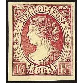 1865 ED. Telégrafos 7 *