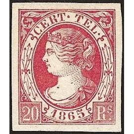 1865 ED. Telégrafos 8 *