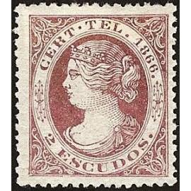 1866 ED. Telégrafos 16 *