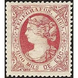 1869 ED. Telégrafos 27 *