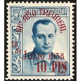 1938 ED. Beneficencia Huérfanos de Correos NE 31 *
