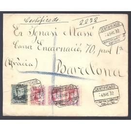 II República ED. 598 (x3), 657