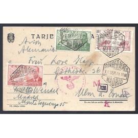 Estado Español ED. 917 (x2), 941, 945