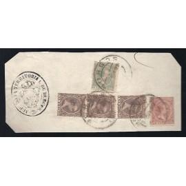 Alfonso XIII ED. 216, 224, 226 (x3)