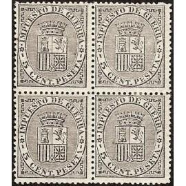 1874 ED. 141 * [x4] (2)
