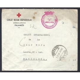 Guerra Civil - Franquicia C.R.E. Ambulancia Palamós
