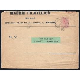 1910-1924 ED. 9 us Enteros Postales Privados