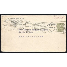 1925-1931 ED. 39 us Enteros Postales Privados