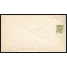 1925-1931 ED. 39 * Enteros Postales Privados