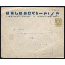 1925-1931 ED. 40 us Enteros Postales Privados