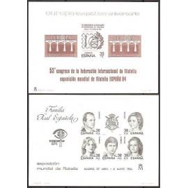 1984 ED. Pruebas Oficiales 06/07