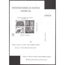 1975 ED. Pruebas Oficiales 01/02